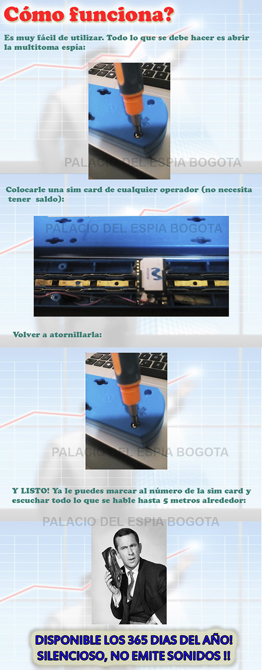 microfono espia oculto http://www.latiendadelespia.co